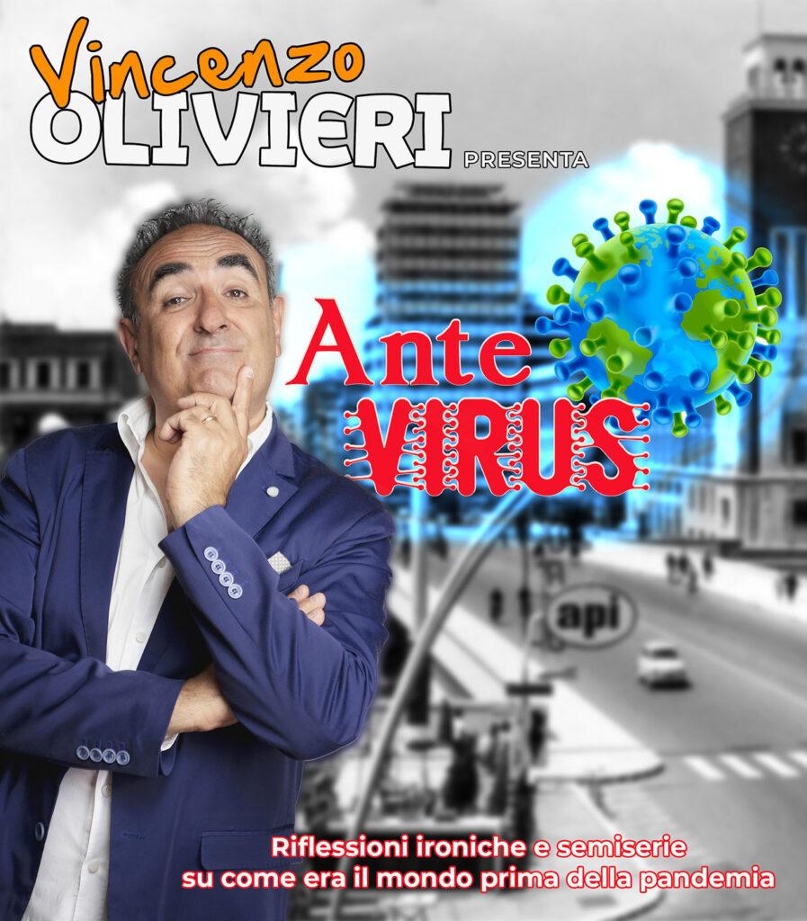 Ante virus Vincenzo Olivieri