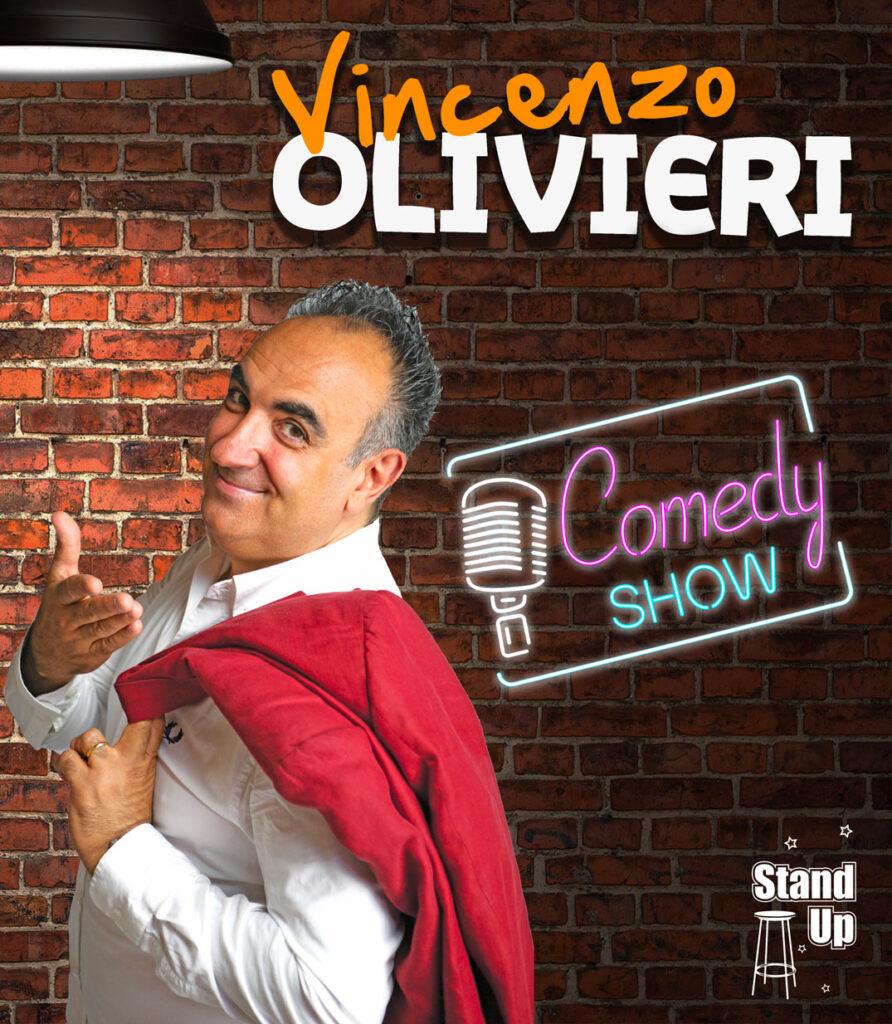 Comedy show Vincenzo Olivieri