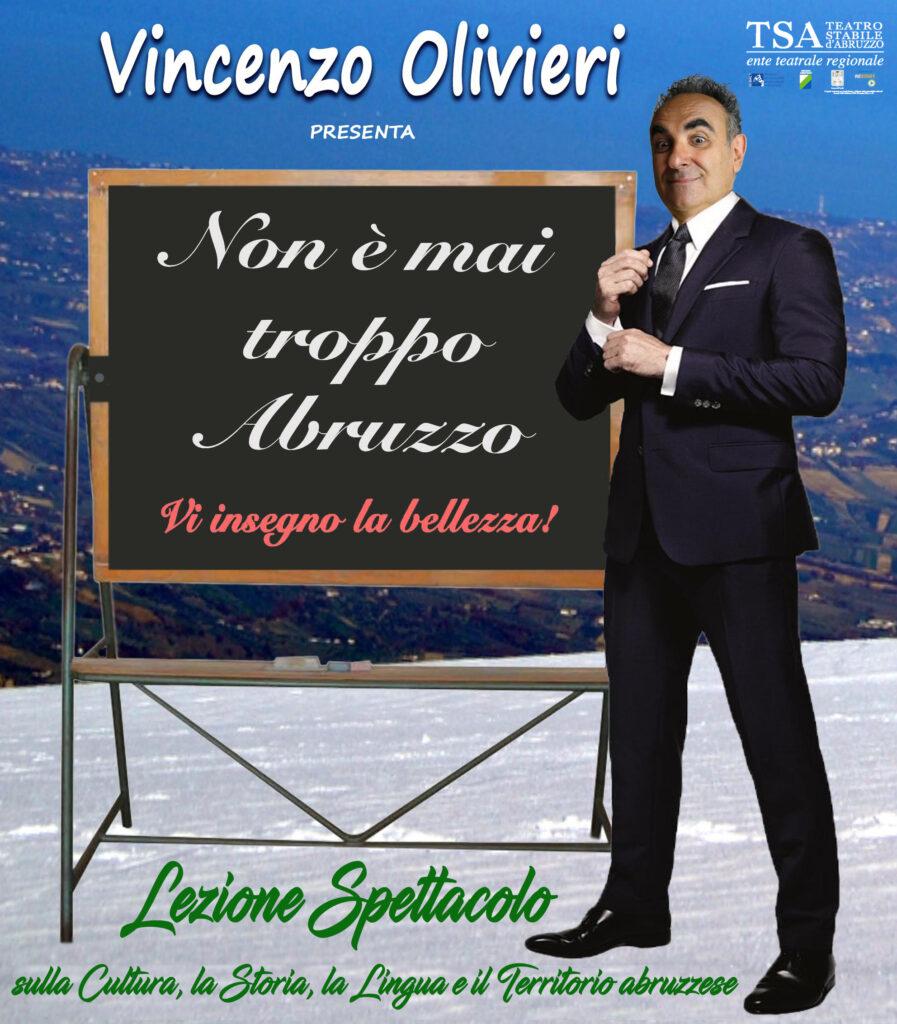 Non è mai troppo tardi Vincenzo Olivieri