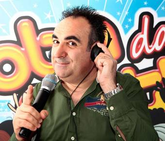 Vincenzo Olivieri speaker radiofonico