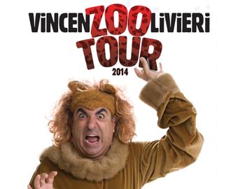 Vincenzo Olivieri in Zoo tour